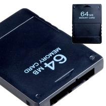 Cartão De Memória Para Ps2 64mb ( Memory Card Play 2 64 Mb