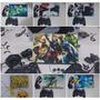 Ps2 Adesivo Skin Pelicula Para Playstation 2 Ps2 Slim