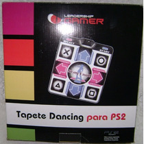Tapete De Dança Playstation 2 Ps1 E Ps2 Dancing Leadership