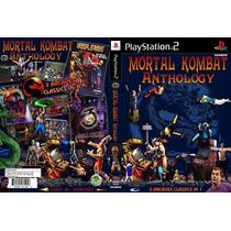 Mortal Kombat 1,2 E 3 Anthology Ps2 Patch