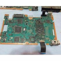 Placa Mãe Playstation 2 Ps2 Usada No Estado Retirada De Peça