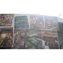 Kit Com 100 Jogos Playstation 2