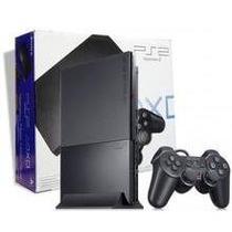 Playstation 2 Slim Desbloqueado Usado Completo Play 2