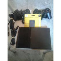Playstation 2 Semi Novo Destravado
