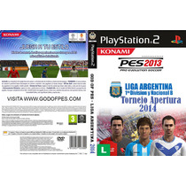 Patch God Of Pes Argentino 2014