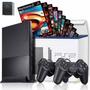 Playstation2 Ps2 Desbloqueado+ Controle+ Jogos Super Barato!