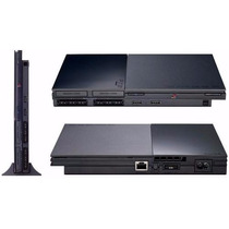Ps2 Playstation 2 Desbloqueado Scph-90010 - Somente Console
