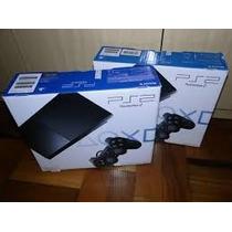 Playstation +console Sony Original+memória Card De 8gb