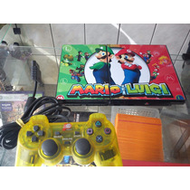 Playstation 2 + 2 Controles Super Barato 100%
