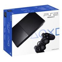 Playstation 2 Destravado+2 Controles+memory Card