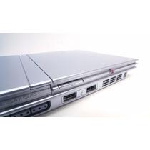 Playstation 2 Slim Prata Desbloqueado