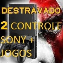 Playstation 2 Original,play 2 Completo+6 Meses Garantia-loja