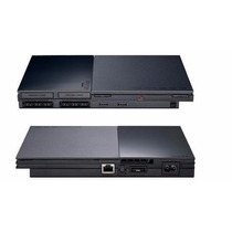 Console Playstation Sony Slim 2 Destravado Spch 90006 - Novo