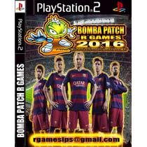 Bomba Patch 2016 R Games Novo