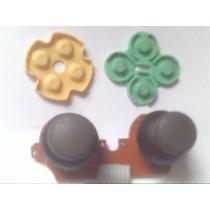 Kit Botão Analogico Com Telclados -contato Ps 2 .