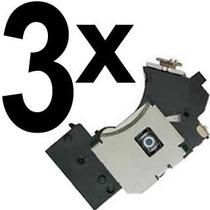 Kit Com 3 Leitor Óptico Pvr 802w Ps2 Slim Frete Grátis