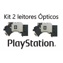 Kir 2 Leitor Óptico Canhão Playstation 2 Todos Modelos Slim