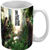 Caneca The Last Of Us Ps3