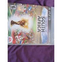 Fifa Copa Do Mundo 2010 Sony Playstation 3 Ps3 World Cup