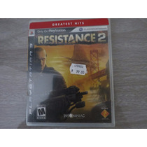 Resistance 2 Para Sony Playstation 3 Ps3