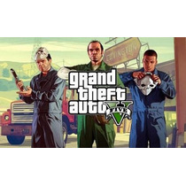 Contas Upadas _gta V Online -ps3,ps4,pc E Xbox One!!!