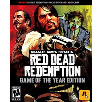 Red Dead Redemption + Undead Nightmare Digital Ps3 Psn