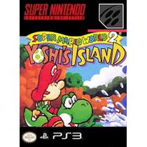 Super Mario World 2 Para Ps3 Cfw Desbloqueado Leia
