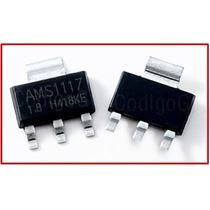 Ci Ams1117 1.8v Regulador De Tensão Smd Sot 223