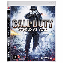 Jogo Call Of Duty World Para Ps3 /semi Novo/ Barato!!!!