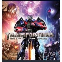 Transformers/rise Of The Dark Spark Ps3 Jogos Midia Digital
