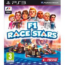 F1 Race Stars Ps3 Psn Midia Digital