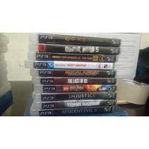 Jogos Ps3 - Jogos Playstation 3 - Gta - God Of War - Etc