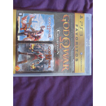 God Of War Collection Para Sony Playstation 3 Ps3