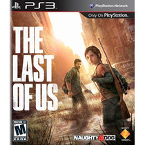 The Last Of Us -ps3psn - Português-enviamos Hoje Gameclub