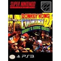 Donkey Kong Country 2 Ps3 Desbloqueado Cfw Envio Gratis