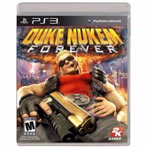 Jogo Duke Nukem Para Ps3 /semi Novo/barato!!!!