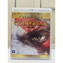 Jogo Ps3 - God Of War 3
