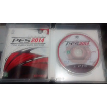 Pro Evolution Soccer 14 Para Playstation 3
