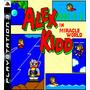 Alex Kidd In Miracle World Ps3 Psn Midia Digital Original
