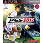 Pro Evolution Soccer 2013 (semi-novo) - Ps3
