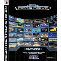 Emulador Do Mega Drive Para Ps3 Desbloqueado