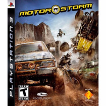 Jogo Motor Storm Para Ps3 /semi Novo/barato!!!!