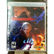 Jogos Para Ps3 : Devil May Cry, Prince Os Persia E Resident
