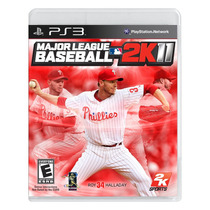 Playstation 3 - Major League Baseball 2k11