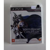 White Knight Chronicles - Ps3 - Lacrado