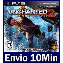Uncharted 2 Among Thieves (+ Todas As Dlc