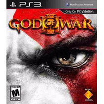 Gow 3 God Of War 3 Ps3 Original Lacrado Pronta Entrega