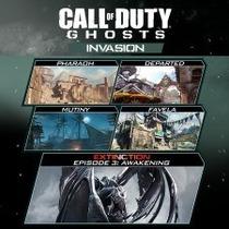 Dlc Invasion - Call Of Duty Ghosts - Psn Codigo Ps3
