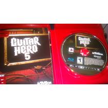 Jogo Guitar Hero 5 Playstation 3 Usado