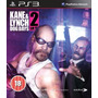 Jogo Kane & Lynch 2 Dog Days Playstation 3